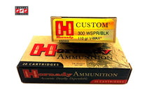 Hornady 300 Blackout 110GR V-MAX 20 round box