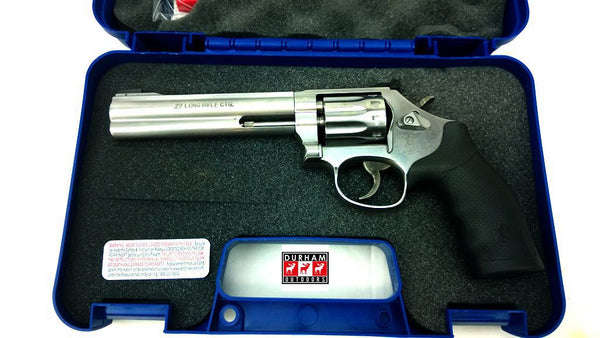 Smith & Wesson 617-6 22LR 10 shot 6""