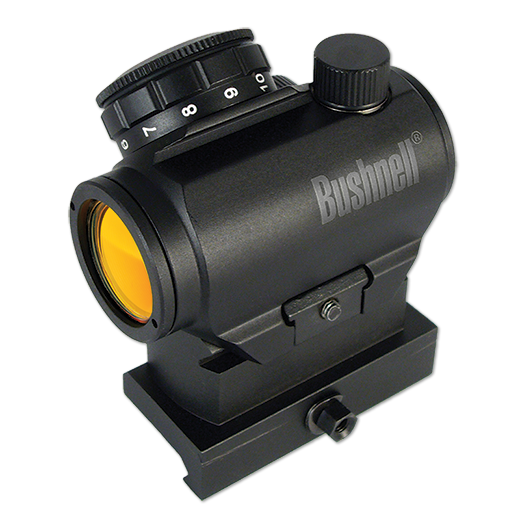 BUSHNELL TRS-25, 3 MOA Dot, Hi-Rise RED Dot AR731306