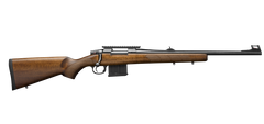 CZ557 Range rifle 308 with 10rd mag