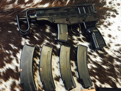 CSA VZ.61 Skorpion Pistol  7.65 BR.  with wood grip