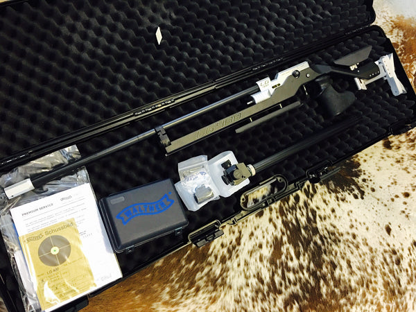 Walther LG400 Blacktec .177
