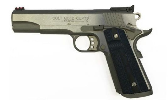 "COLT GOLD CUP TROPHY .45 ACP 5"" STS FOB SIGHT O5070XE"