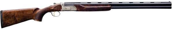 "CHURCHILL 206 GOLD HAND ENGRAVED 12GA 28"" WALNUT A16183"