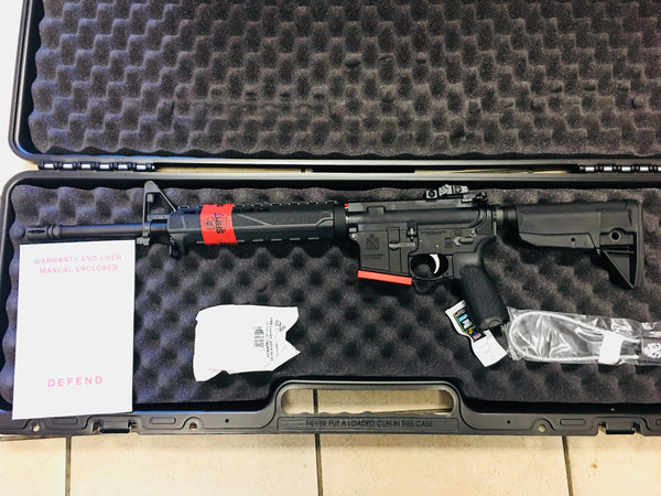 "SPRINGFIELD SAINT c.5.56MM 16"" BBL MID LENGTH restricted"