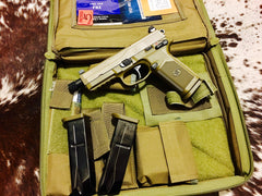 FN FNX-45T TACTICAL DA/SA MS  45 Auto in BLK and FDE