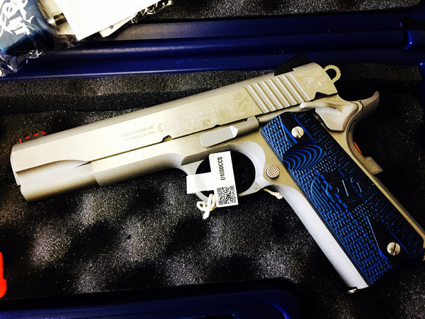 "Colt O1080CCS Competition Government 45ACP 5"" STS"