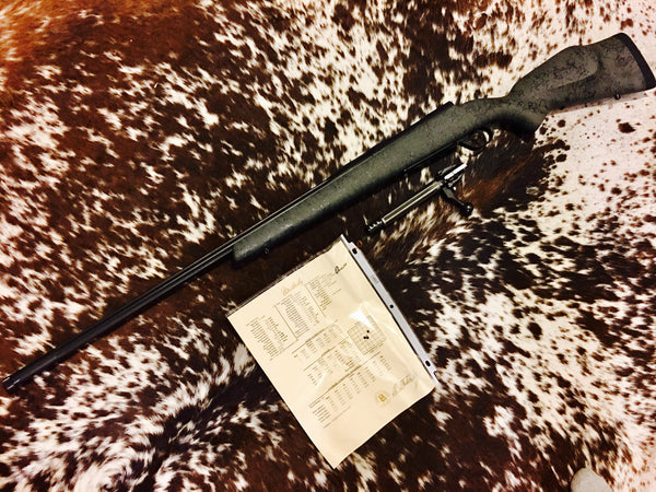 WEATHERBY ACCUMARK 338 LAPUA MKV RC RH 28 BK