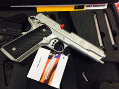 SPRINGFIELD 1911-A1 TACTICAL TRP STS .45ACP WITH TRIJICON Night sight