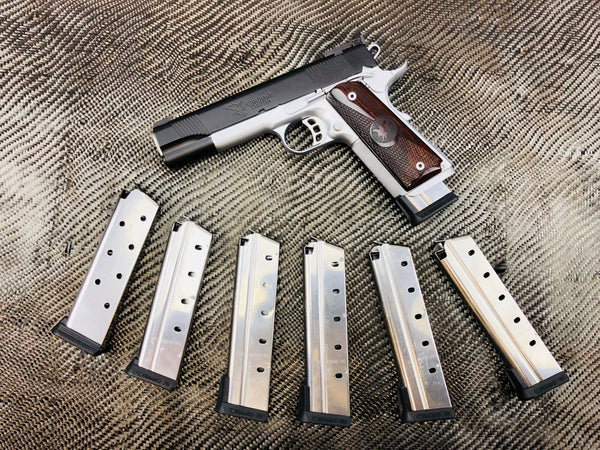 NIGHTHAWK CUSTOM 1911 DOMINATOR 40S&W