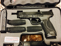 "S&W M&P M2.0 9mm 40S&W 4.25"" BBL BLACK"
