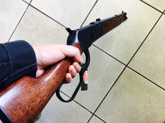 "Chiappa 1892 MARE'S LEG 12"" BARREL 6 SHOT BLUE"