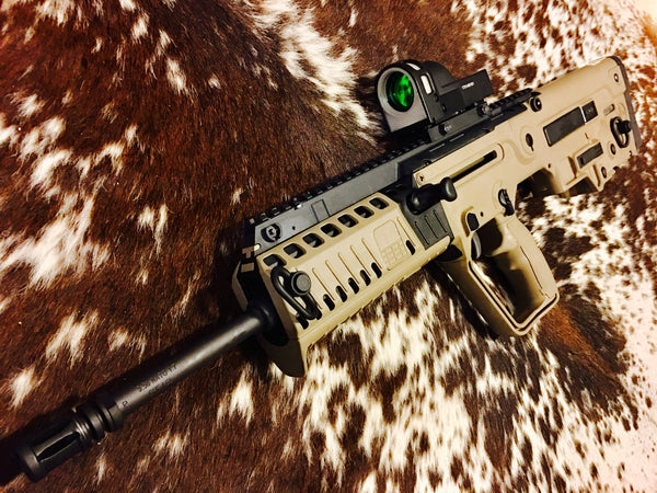 IWI TAVOR X95 with Meprolight M21 combo (Triangle)