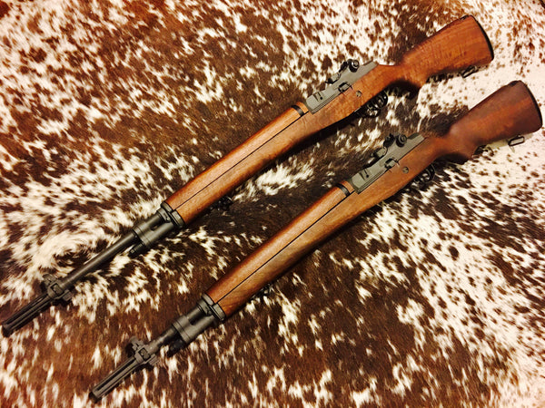 Norinco M305 with Walnut Stain Stock