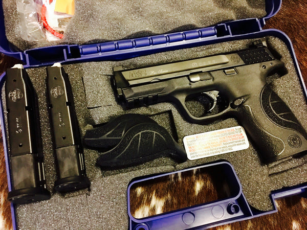 "S&W M&P CORE 9MM 4 1/4"" BARREL 10 SHOT"