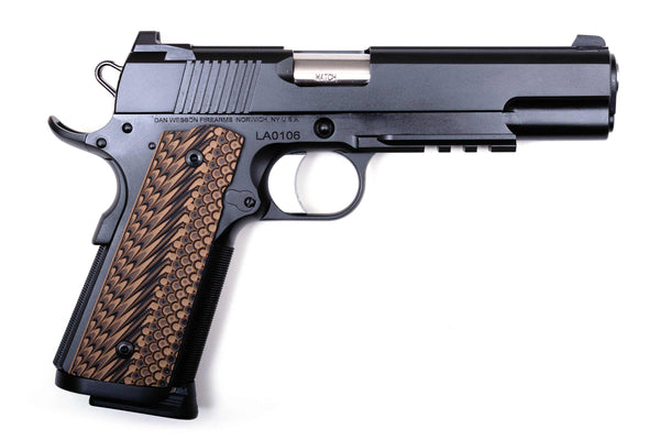 DAN WESSON SPECIALIST c.45 ACP AND 9MM 5""