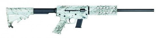 "JR CARBINE .45 ACP 18.6"" GLOCK MAG SNOW GHOST"