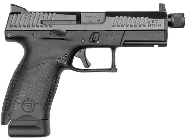 "CZ P-10 C 9MM 4.6"" THREADED BARREL"