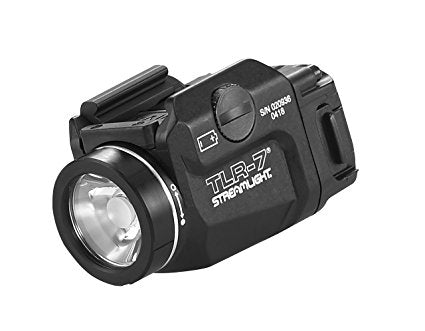 STREAMLIGHT TLR-7 Rail 500 LU CR123A