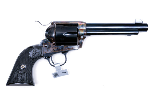 Colt Single Action Army Revolver .45LC Blued/Colorcase Finish 5-1/2""