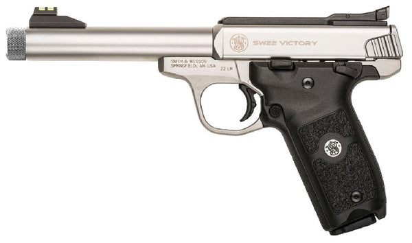 S&W SW22 VICTORY c.22 LR THREADED BBL