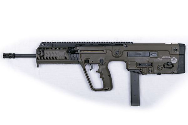 "IWI X95 RIFLE c.9MM 18.6"" BARREL"