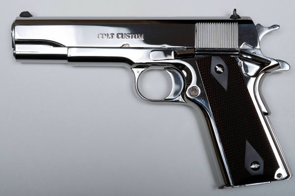 Colt Elcen Custom 1911 High Polish .38 Super