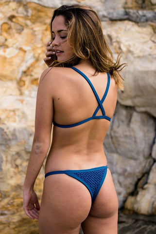 Posh Pua - Kainalu Crochet Bottom - Channel