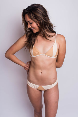 Stone Fox Swim Isla Top Bare/Naked