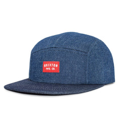 Brixton Hendrick 5 Panel Cap - Multiple Colors