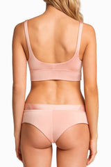 Boys & Arrows Raz Mid Waist Bottom Blush + Bashful
