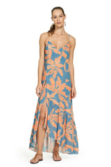 ViX Swimwear Margarita Elma Long Dress
