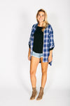 PPLA + Chance Button-up Flannel