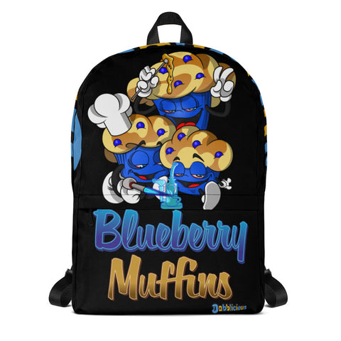 Blueberry Muffins Backpack