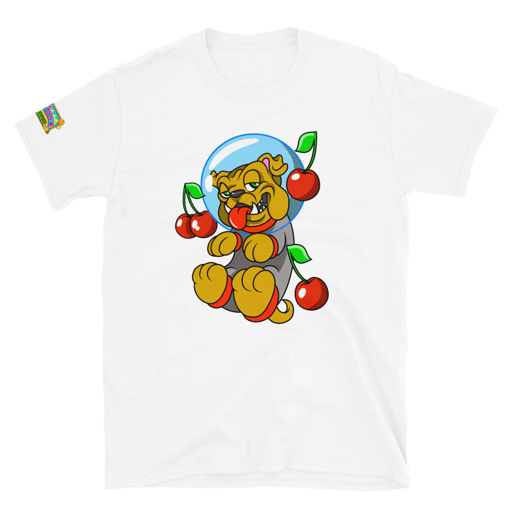 "Dabblicious ""Cherry Alien Dog"" T-Shirt"