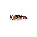 Dabblicious Bubble-free stickers