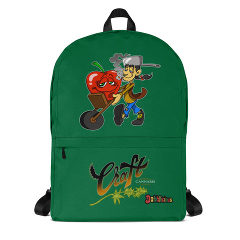 "Dabblicious ""Johnny Appleseed"" Backpack"