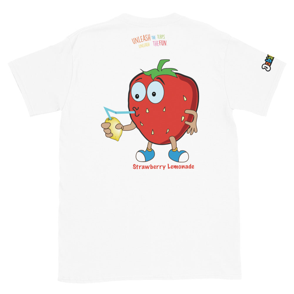"Dabblicious  ""Strawberry-Lemonade"" T-Shirt"