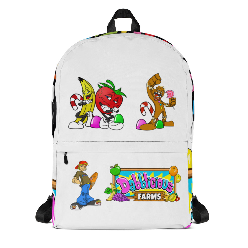 "Dabblicious ""Candyland"" Backpack"