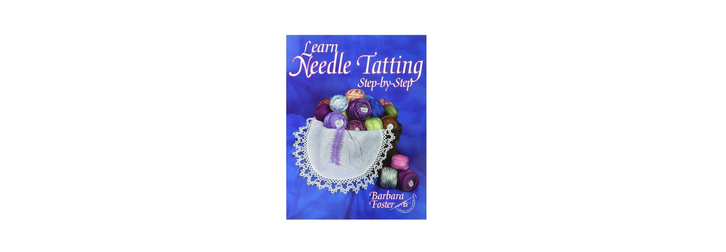 New - Learn Needle Tatting Step by Step Kit
