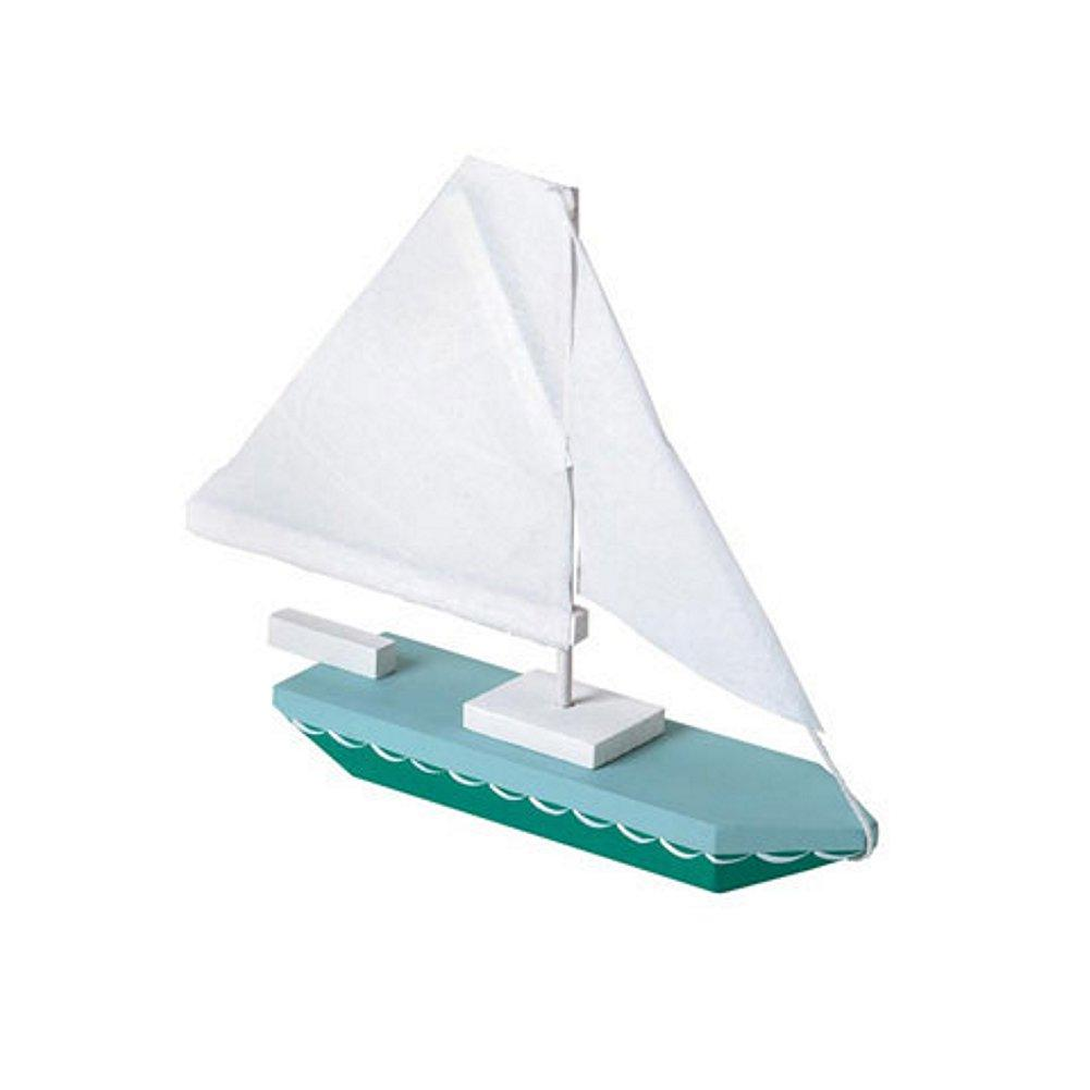 Back In Stock - Sailboat Wood Craft Kit