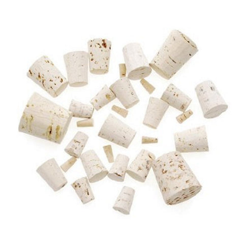 assorted cork, cork plugs, wine corks, craft cork, cheap cork, bulk cork
