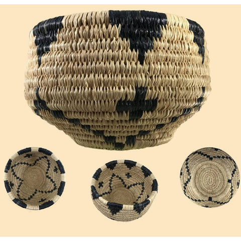 coiled basket weaving kit, basketry kit, basket making kit, basket weave kit