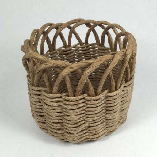Twined Basket Kit For Beginners (tckbtb)