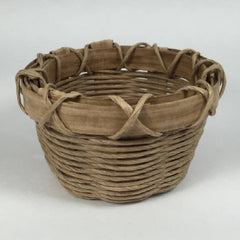 Wicker Basket Kit For Beginners (tckbwb)
