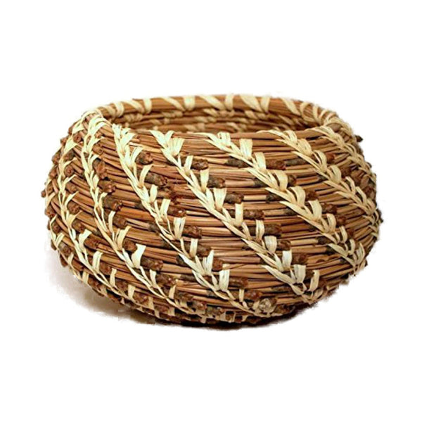 The Complete Pine Needle Basket Kit - makes a 4 - 6in. Basket (tck-cbpn)