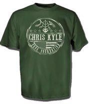 CKFF Paint Brush T-Shirt T-shirt Chris Kyle Frog Store