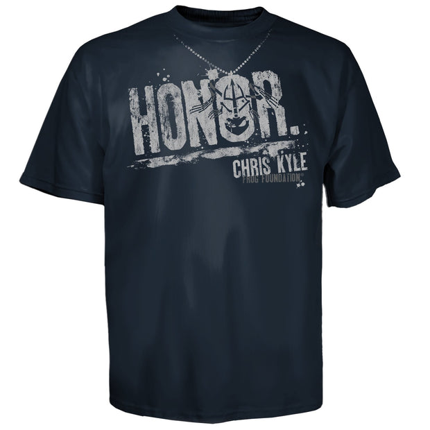 CKFF Honor Tag T-shirt Chris Kyle Frog Store