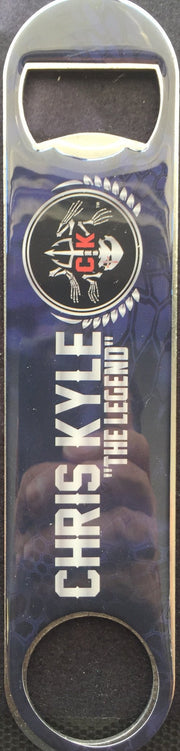 Bottle Opener - Chris Kyle Legend - Navy