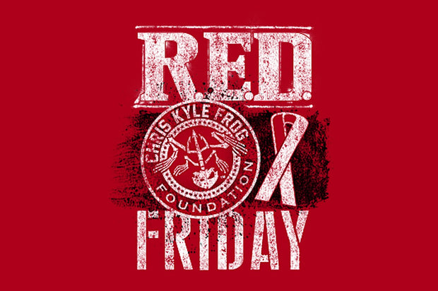 CKFF R.E.D. Friday T-Shirt